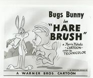 Hare Brush Lobby Card