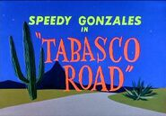 Tabasco Road