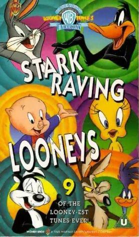 Stark Raving Looneys cover 1998