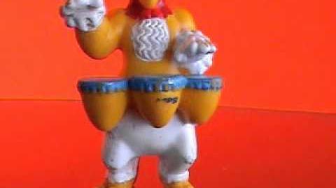 Colección Looney Tunes Rokeros Pepsi 1994