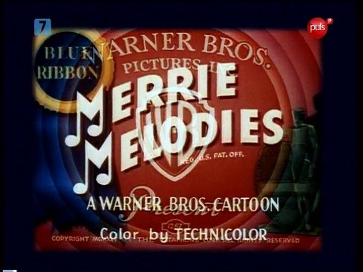 Merrie Melodies - Holiday for Shoestrings
