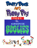 Daffy Duck and Porky Pig Meet the Groovie Goolies