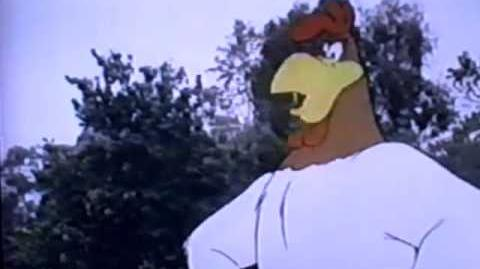 1980 Oscar Mayer Hot Dogs TV commercial w Foghorn Leghorn