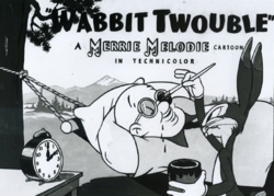 WabbitTwouble Lobby Card
