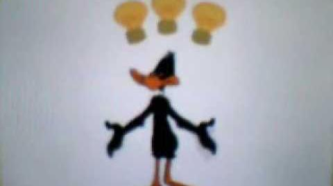 Duck Amuck DS - Daffy Ponders the Type of Game