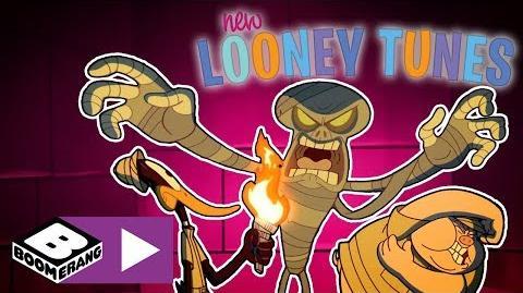 New Looney Tunes - The Mummy Treasure - Boomerang UK