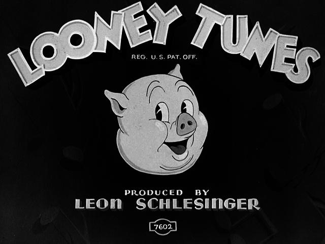 Porky Pig - The Village Smithy (1936)