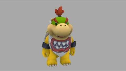 Beta Super Mario Galaxy Cutscene 2