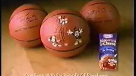 Kraft Macaroni & Cheese Ad- Animaniacs (1997)