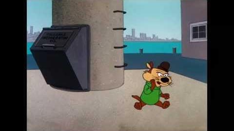 "Looney Tunes Super Stars- Sylvester & Hippety Hopper - ""Hoppy Daze"" - Dynamite"