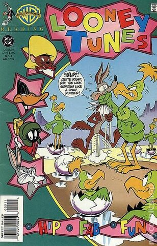File:Wile E. Coyote comic book.jpg