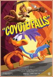 Coyote Falls poster