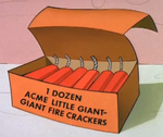 Little-Giant Fire Crackers