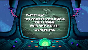 Lt of course you know this means war and peace episode one