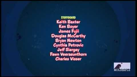 "The Looney Tunes Show Episode 1 ""Best Friends"" - Credits"