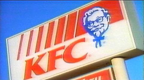 1994 - Commercial - Kentucky Fried Chicken KFC - $14.99 Mega Meal! - Taz & Bugs