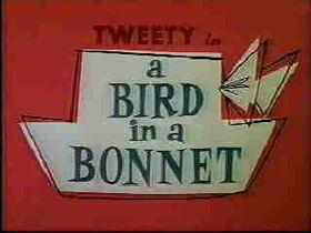 Birdbonnet