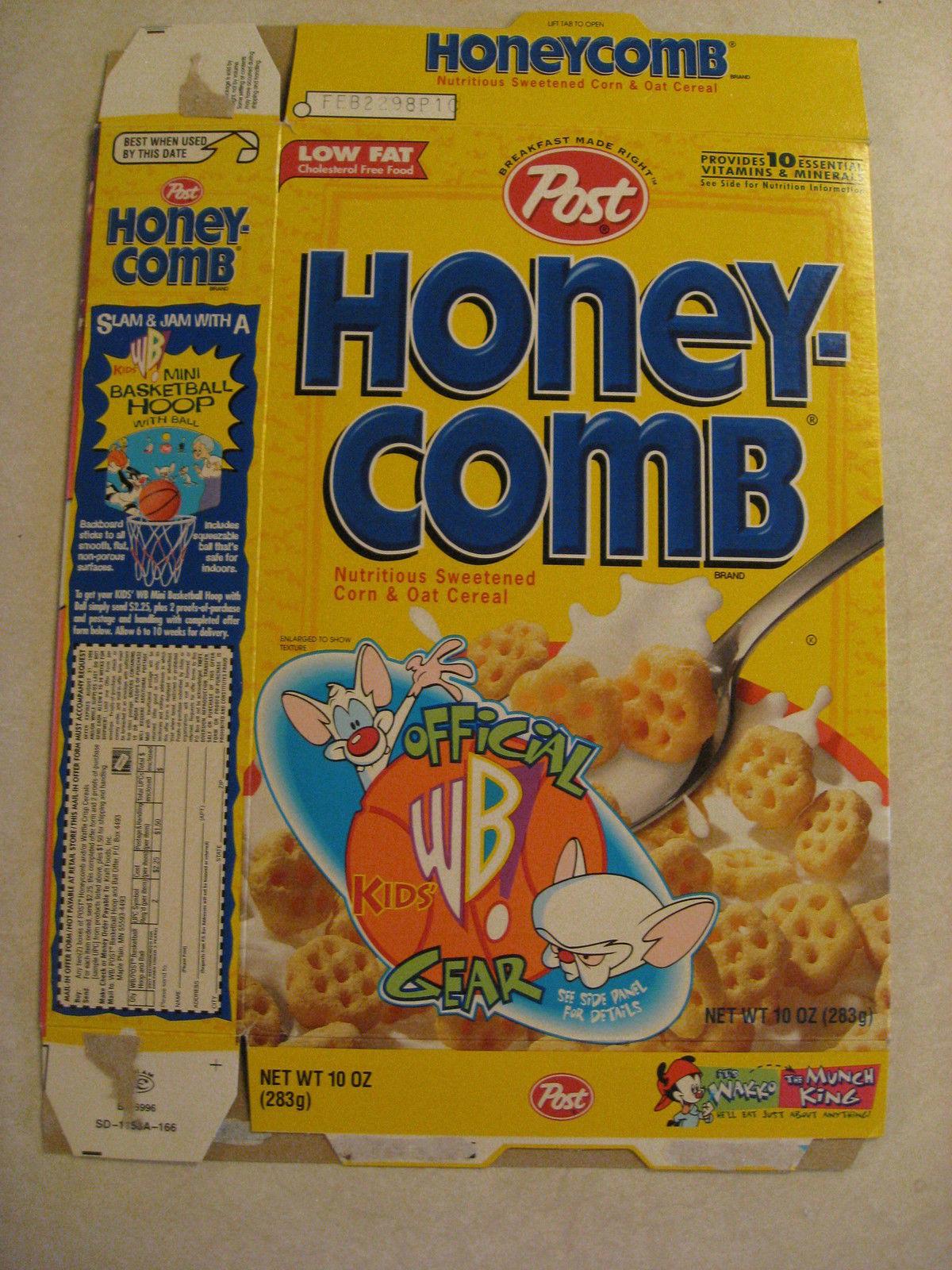 honeycomb cereal
