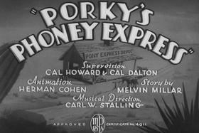 Porkys Phoney Express