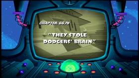 They Stole Dodgers' Brain