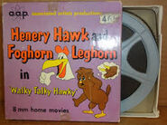 Walky Talky Hawky Super 8mm Home Movie