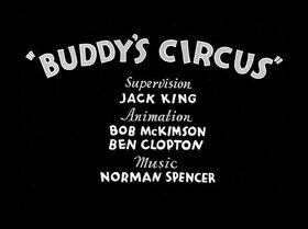 Looney Tunes Buddy's Circus