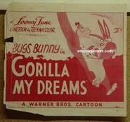 1sh snipe gorilla my dreams