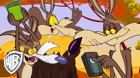 Wabbit - Top 10 Wile E Coyote Moments