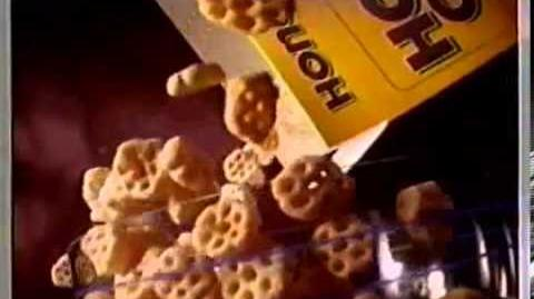 Honeycomb cereal with Looney Tunes promo 1995