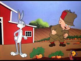 Bugs Bunny - Robot Rabbit (1953) Dubbed Version