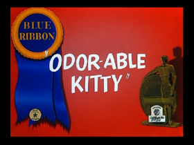 Odor-able Kitty title