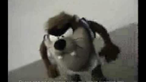 Mcdonalds Space Jam Commercial (1996)
