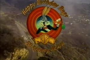 Lt happy birthday bugs 50 looney years