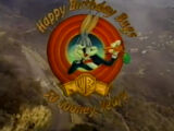 Happy Birthday Bugs: 50 Looney Years