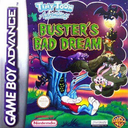 Buster's Bad Dream Cover
