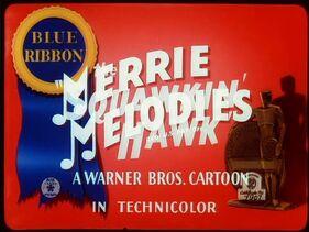 Merrie Melodies - The Squawkin' Hawk