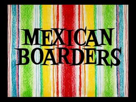 Mexican Boarders (1962)
