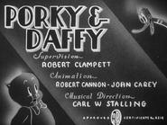 Porky and Daffy