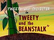 Tweety bean