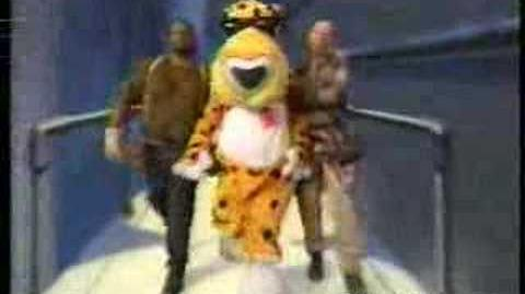 90's Cheetos Commercial - Chester Meets Daffy