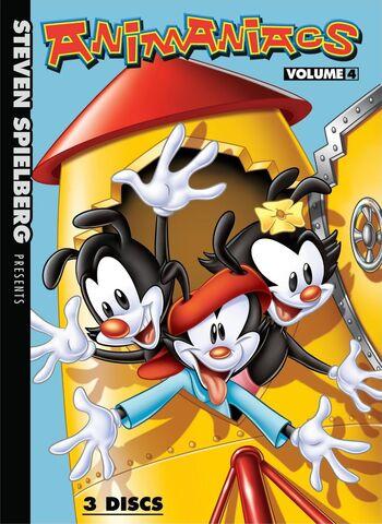 File:Animaniacs Volume 4.jpg