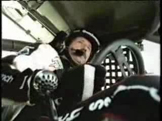 Dale Earnhardt, Dale Earnhardt Jr. and Taz Chevy ad