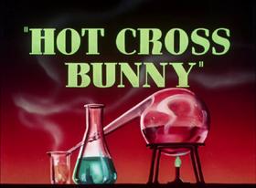 Hot Cross Bunny title card