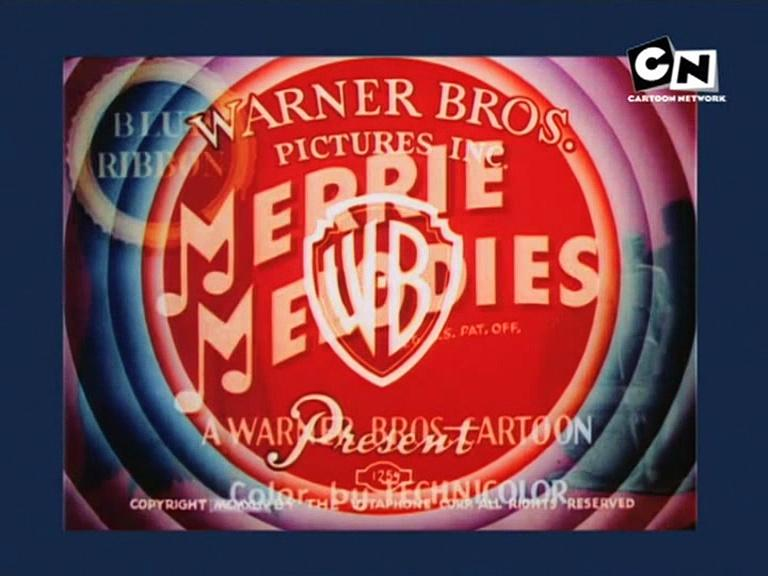 Merrie Melodies - Snowtime for Comedy