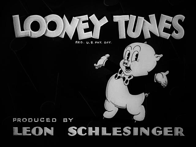 Porky Pig - Porky and Daffy (1938)