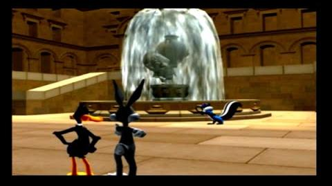 Looney Tunes - Back In Action PS2 Playthrough Part 4