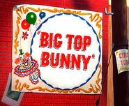 Big Top Bunny Title