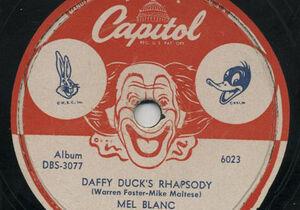 Daffyduckrhapsody