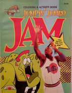 Lt coloring space jam jumpin jumbo jam