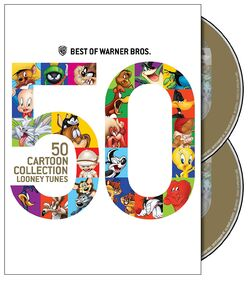 Best of Warner Bros. 50 Cartoon Collection- Looney Tunes